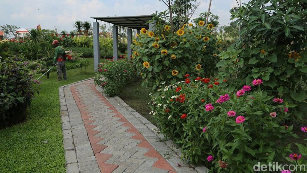 Taman Kota-Tahura di Surabaya Ditutup Sampai Waktu yang Belum Ditentukan