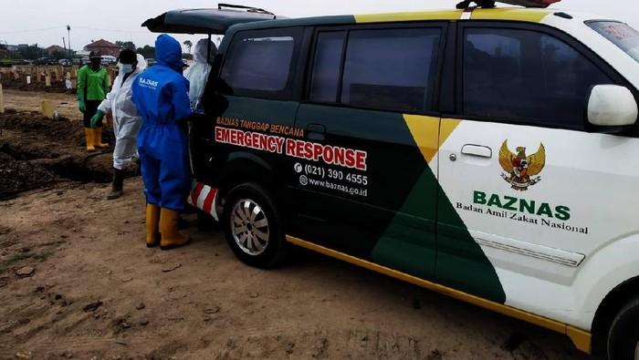 Ambulans Milik Baznas
