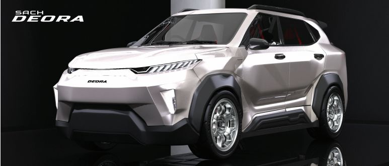 Electric Compact SUV disebut i-Deora