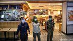 Jelang PPKM Darurat, Satpol PP Sidak Prokes di Mal Ibu Kota