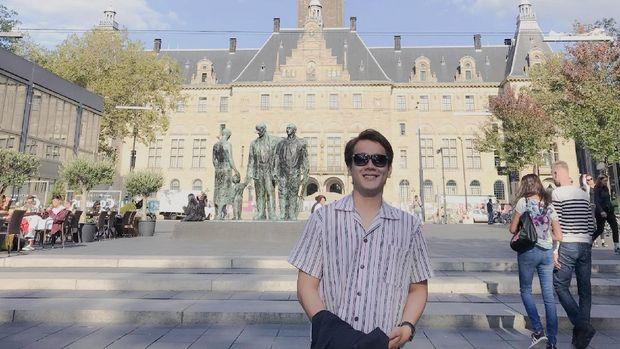 mahasiswa RI di Belanda