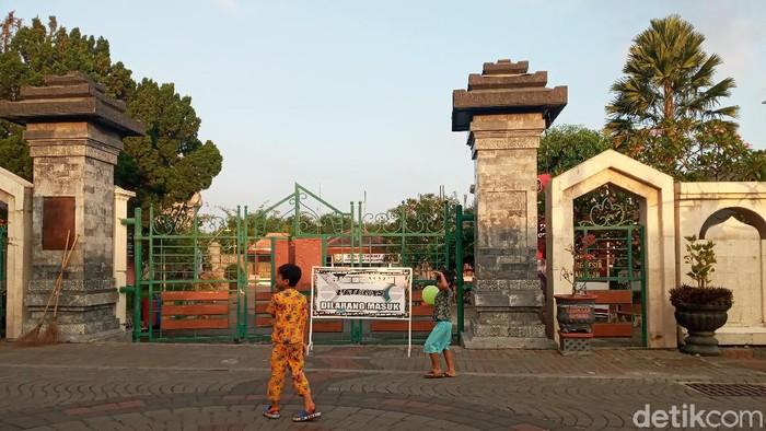 Kota Blitar termasuk daerah yang akan melaksanakan PPKM Darurat. Sambil menunggu Perwali terbit, penutupan kawasan wisata Makam Bung Karno (MBK) diperpanjang.