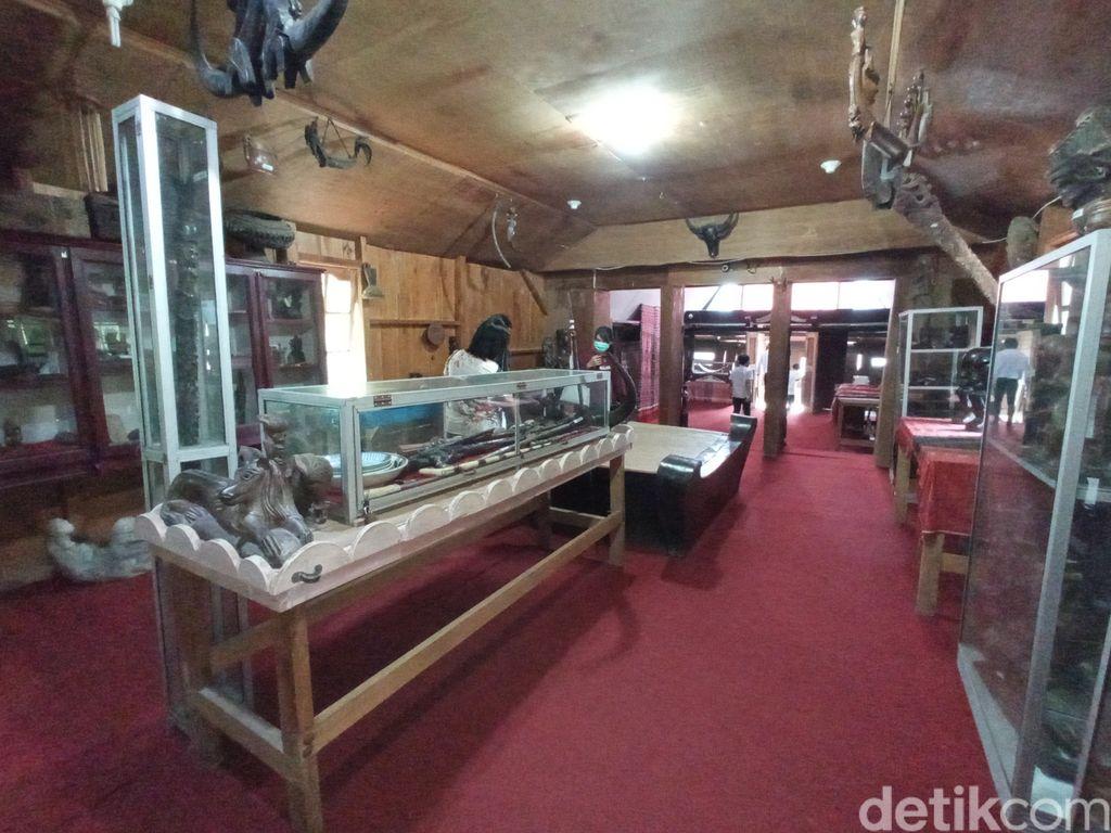 Museum Batak di Samosir