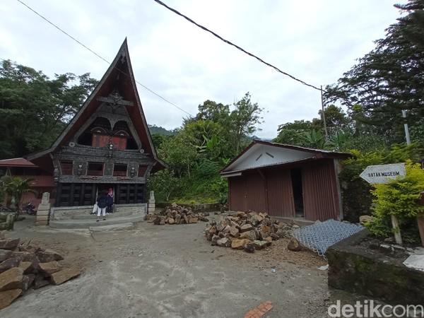 Museum Batak berada di Tomok, Samosir, Sumatera Utara. (Bonauli/detikcom)