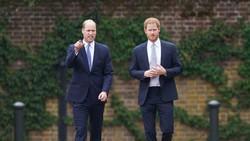 Gara-gara Ini Perang Dingin Pangeran Harry & Pangeran William Berlanjut