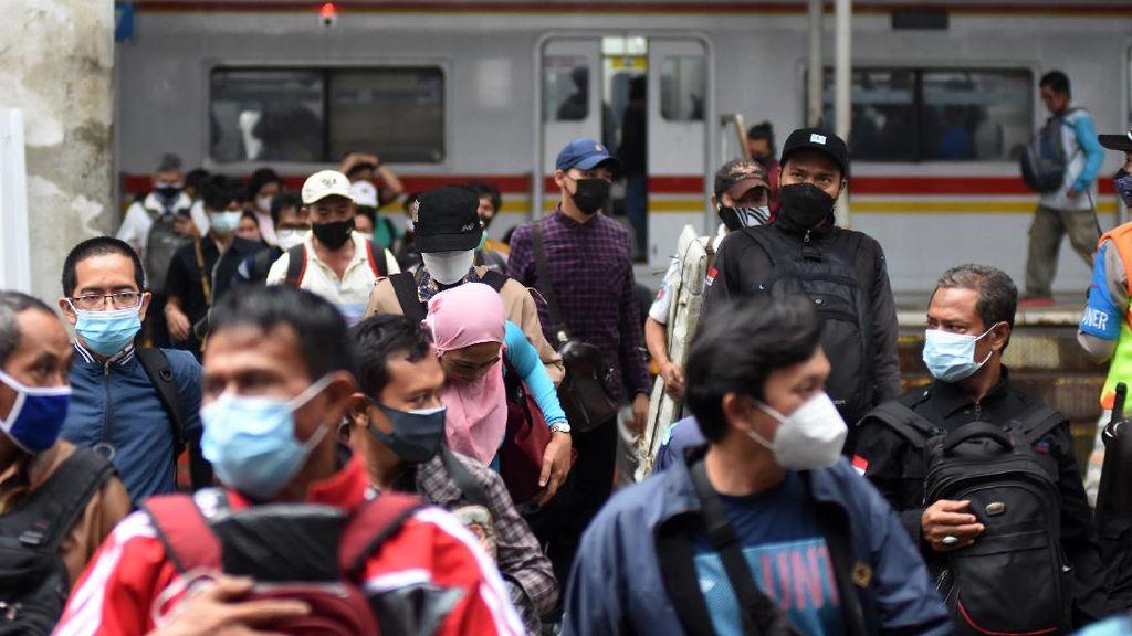 PPKM Diperpanjang, Ini Syarat Naik Kereta Terbaru
