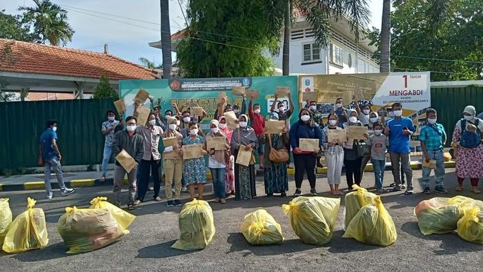 Seluruh Pasien COVID-19 Asal Bangkalan yang Dirawat di RSLI Sembuh