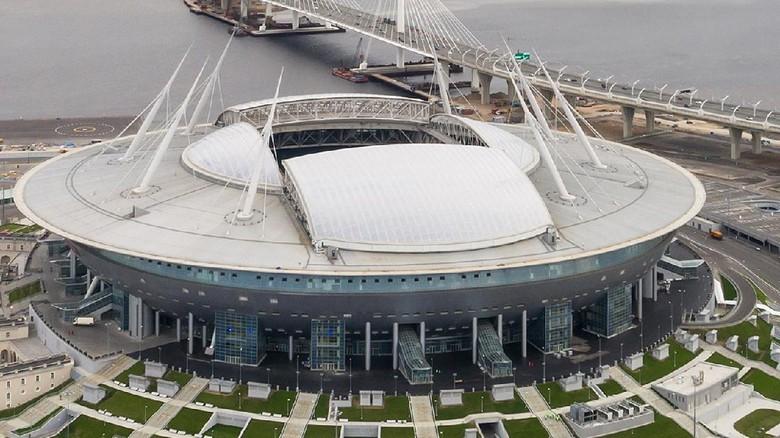 Stadion Krestovsky Rusia