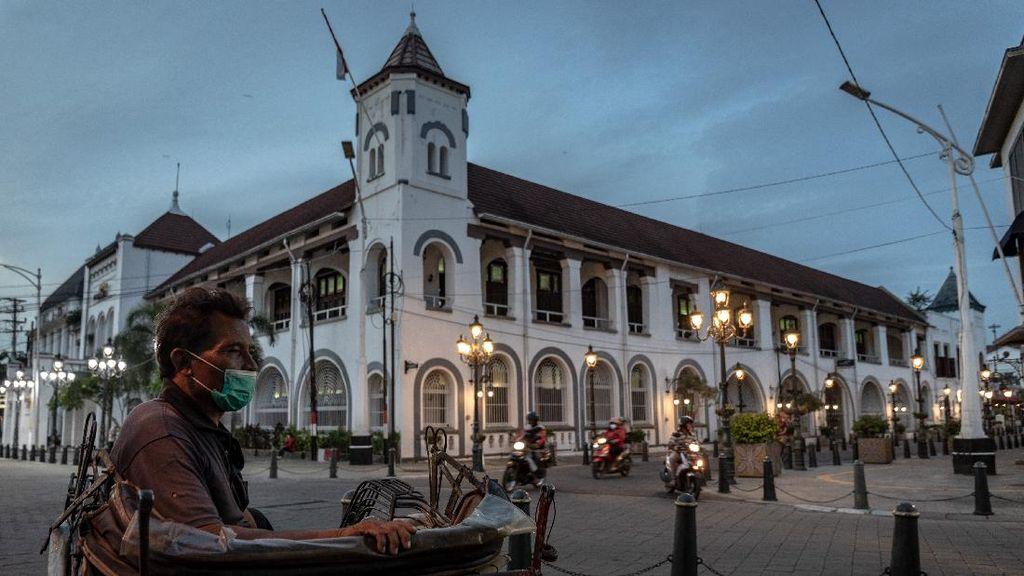 Masuk Zona Merah, Begini Kondisi Semarang Jelang PPKM Darurat