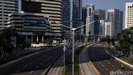 Sepekan PPKM Darurat, Volume Kendaraan di DKI Turun hingga 62,3%