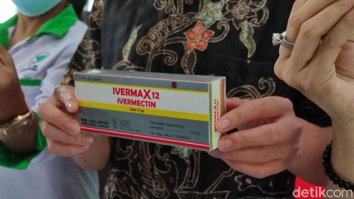 Ivermax 12 Ivermectin buatan PT Harsen