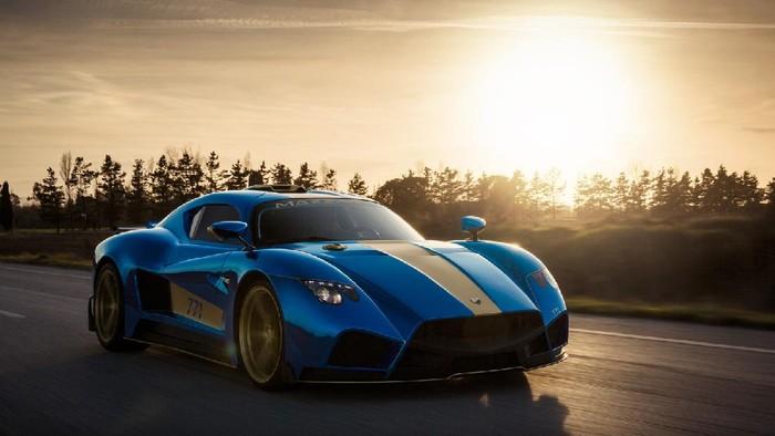Mazzanti Automobili bakal menjual mobilnya di Indonesia