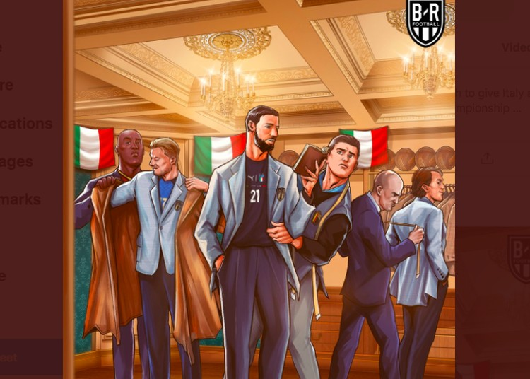 Meme italia belgia