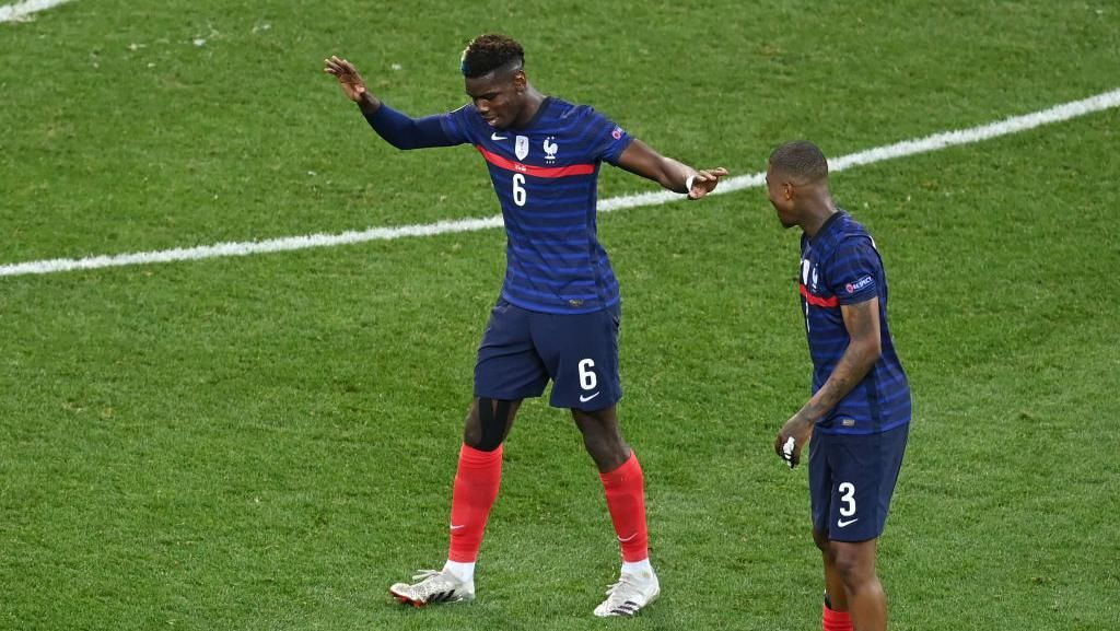 Sindiran Keras Mourinho ke Pogba yang Berdansa