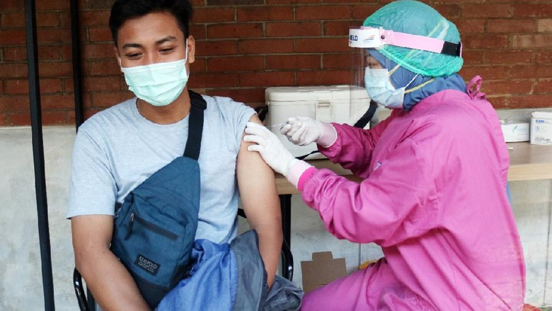 PT KAI menyediakan vaksin Covid-19 secara gratis