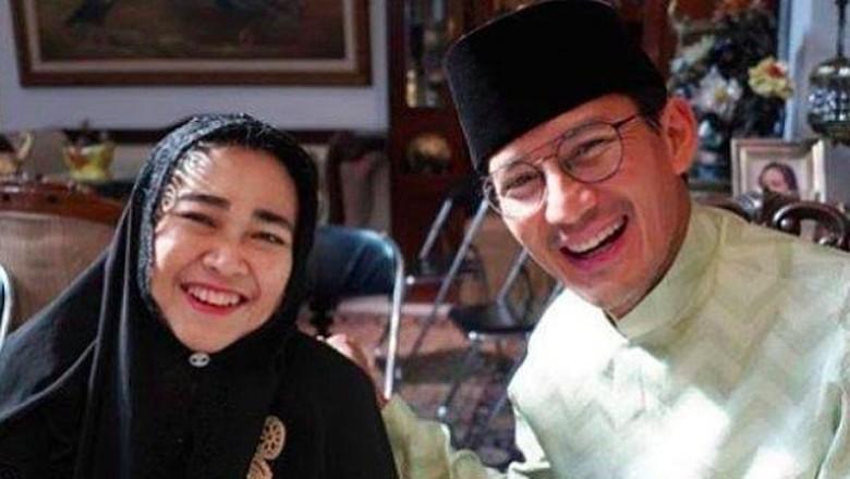 Rachmawati Soekarnoputri meninggal dunia pada pukul 6.15 WIB. Rachmawati meninggal setelah dirawat di Rumah Sakit karena COVID-19. Menparekraf Sandiaga Uno menyampaikan duka cita.