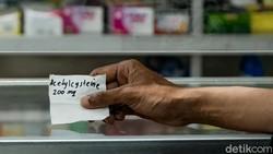 Pakai Nama Pelesetan, Obat-obat Isoman COVID-19 Beredar di Lapak Online