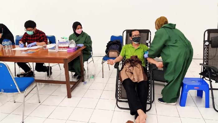 Alumni RSLI donor plasma konvalesen