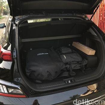 Bagasi Hyundai Kona Electric Facelift 2021
