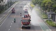 Pro-Kontra Semprot Disinfektan di Jalan yang Disebut Pakar AS Sia-sia