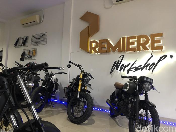 Dealer motor kustom bekas Premiere Motor