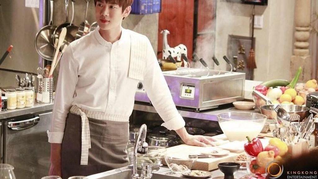Ganteng Maksimal, Aktor Korea Ini Pernah Berperan Sebagai Chef