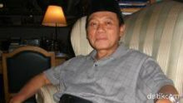 Harmoko, mantan Menteri Penerangan