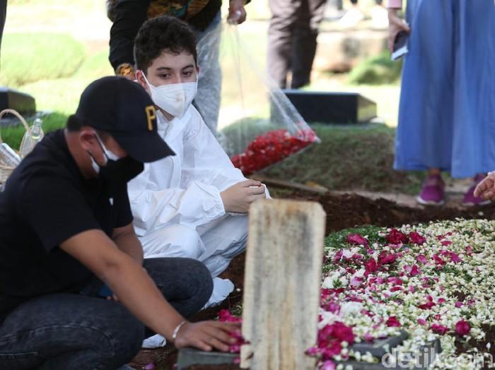 Pemakaman Jane Shalimar