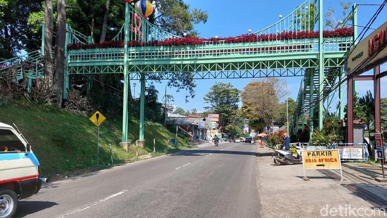 Kawasan wisata Lembang, Bandung Barat.
