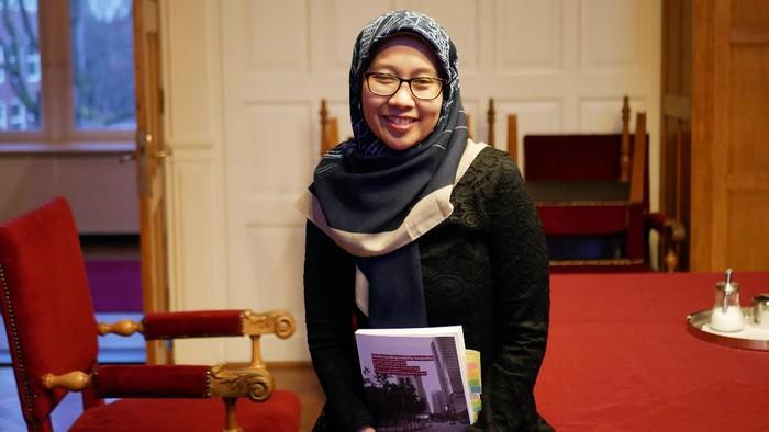 Kisah Isti Hidayati, Mahasiswi yang Meraih Penghargaan S3 Terbaik Belanda