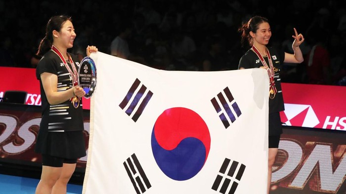 Ganda putri Korea Selatan, Kong Heeyong/Kim Soyeong.