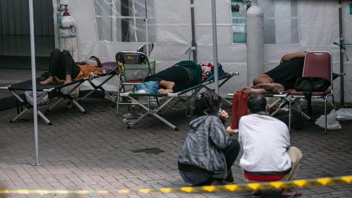 Rumah Sakit Umum Pusat (RSUP) Dr Sardjito, Sleman, DI Yogyakarta (DIY), kehabisan stok oksigen pada Sabtu (3/7). Akibatnya, 33 pasien dilaporkan meninggal dunia