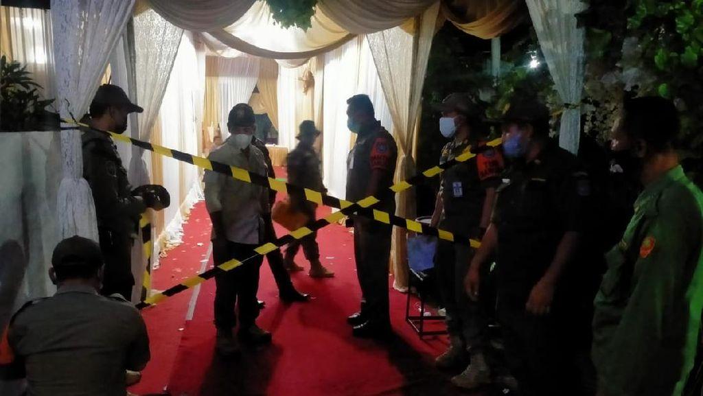 Eks Lurah Depok yang Gelar Hajatan Saat PPKM Darurat Segera Disidang