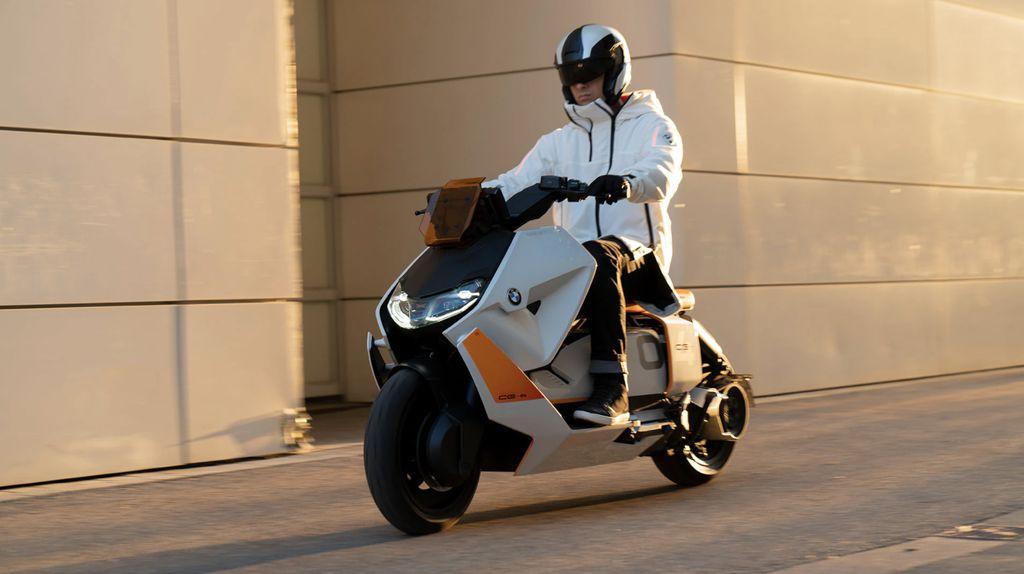 Motor Listrik BMW Motorrad