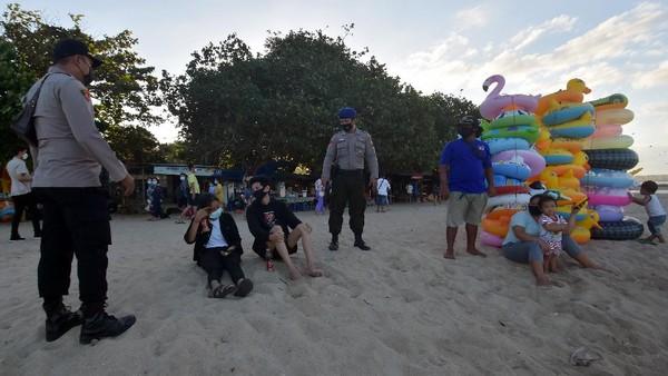 Seperti diketahui, kawasan Bali tengah menerapkan PPKM Darurat mulai tanggal 3 hingga 20 Juli 2021 guna menekan laju kasus COVID-19 di daerah tersebut.