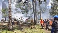 Korban Tewas Jatuhnya Pesawat Militer Filipina Bertambah Jadi 47 Orang