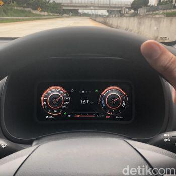 Top speed Hyundai Kona Electric Facelift 2021