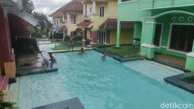 Villa Bukit Cipendawa yang viral