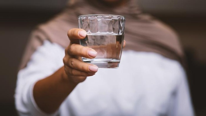 Masya Allah! Ini 7 Sunnah Nabi Muhammad SAW ketika Minum Air