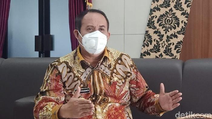 Bupati Pangandaran ancam kades yang tak ikuti aturan PPKM Darurat