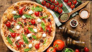 Pizza Delivery Enak