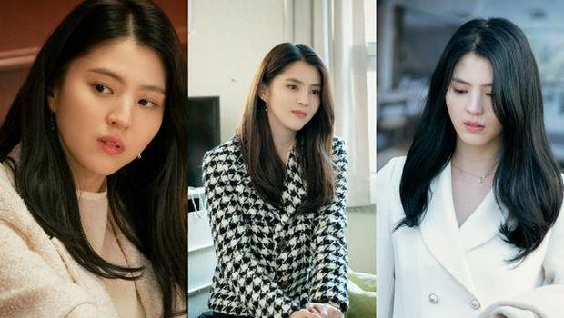 Transformasi gaya Han So Hee