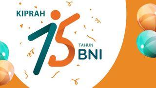 Deretan Transformasi 75 Tahun BNI di Indonesia