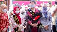 8 Gaya Kahiyang Ayu Jadi Istri Wali Kota Medan, Kasual Hingga Kebayaan Anggun