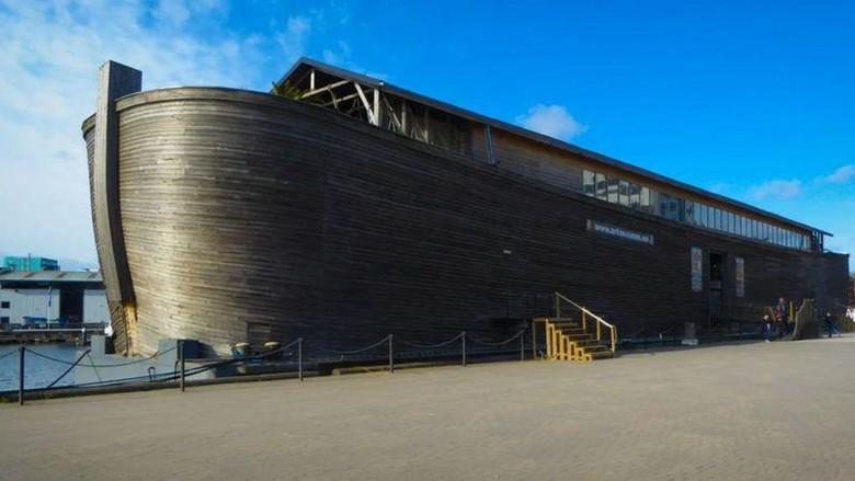 Kapal Nabi Nuh dari Belanda