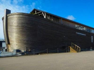 Replika Kapal Nabi Nuh dari Belanda, Museum Apung Koleksi Kisah-kisah Nabi