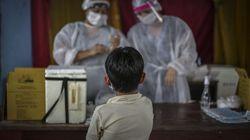 Kemenkes: Rendahnya Cakupan Vaksinasi Dewasa Bisa Tingkatkan Kasus Corona Anak