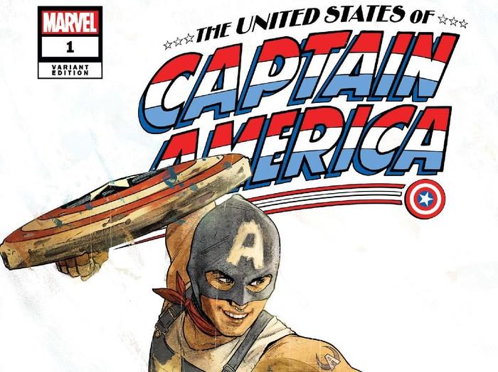 Komik The United States of Captain America