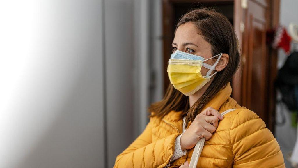 Wanti-wanti CDC Soal Wajib Masker Bagi yang Sudah Divaksin Penuh