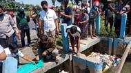 Mayat Bayi Kembar Ditemukan Pemulung di Sungai Gegerkan Warga Jombang